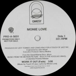 Monie Love - Work It Out (12
