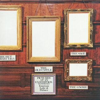Emerson, Lake & Palmer - Pictures At An Exhibition (LP, Album, RE, Gat)