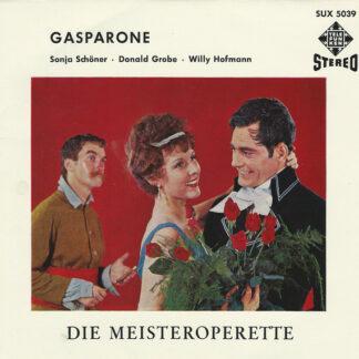 Sonja Schöner, Donald Grobe, Willy Hofmann - Gasparone (7