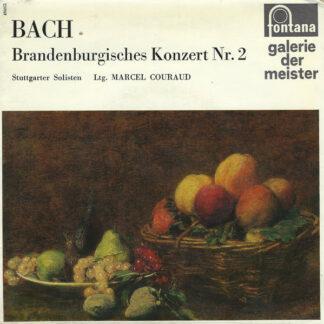 Bach*, Stuttgarter Solisten, Marcel Couraud - Brandenburgisches Konzert Nr. 2 (7