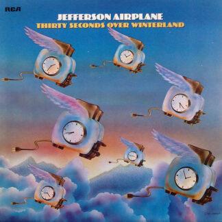 Jefferson Airplane - Thirty Seconds Over Winterland (LP, Album, RE)