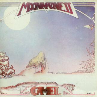 Camel - Moonmadness (LP, Album)