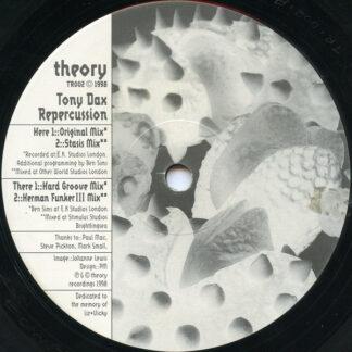 Tony Dax - Repercussion (12