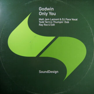 Godwin - Only You (12