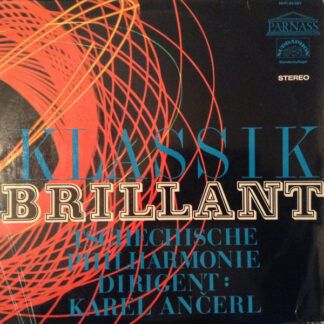 Karel Ančerl, The Czech Philharmonic Orchestra - Klassik Brillant (2xLP, Comp, Club, S/Edition)