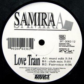 Samira - Love Train (12