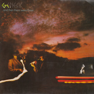 Genesis - ... And Then There Were Three... (LP, Album, Gat)
