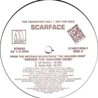 Scarface (3) - Among The Walking Dead (12