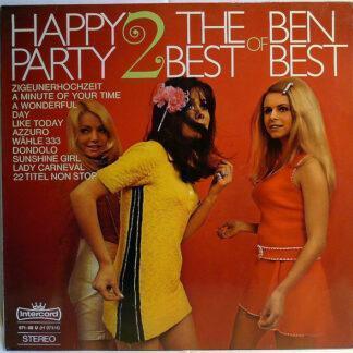 Orchester Ben Best* - Happy Party 2 - The Best Of Ben Best (LP)