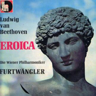 Ludwig van Beethoven, Die Wiener Philharmoniker*, Furtwängler* - Eroica (LP, Club)