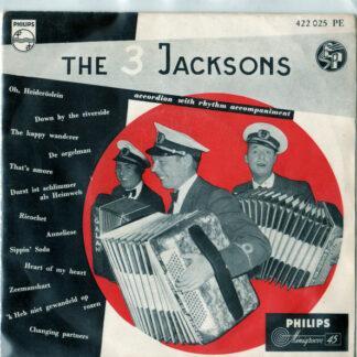 The 3 Jacksons - Accordion With Rhythm Accompaniment (7