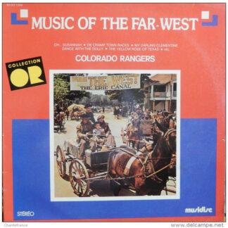 Colorado Rangers - Music Of The Far West (LP, RE)