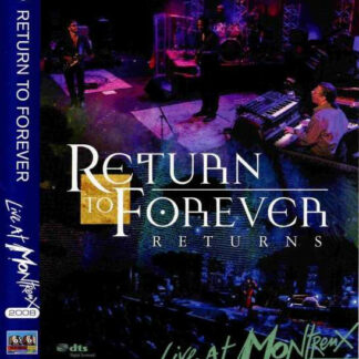 Return To Forever - Live At Montreux 2008 (DVD, NTSC, Reg)