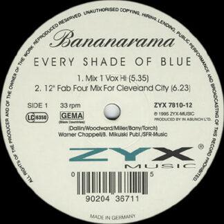 Bananarama - Every Shade Of Blue (12