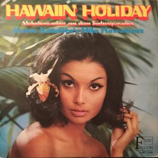 Kaino Koiotito's Hilo Hawaiians - Hawaiian Holiday (LP, Album, Mono)