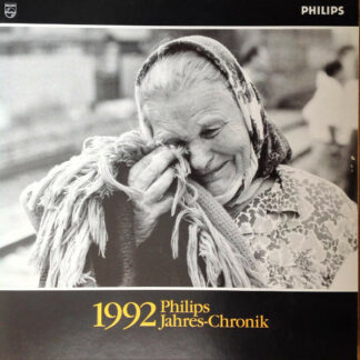 Various - Philips Jahres-Chronik 1992 (CD, Comp)