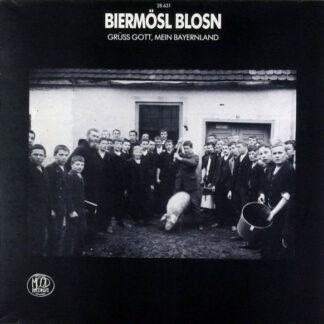 Biermösl Blosn - Grüss Gott, Mein Bayernland (LP, Album)