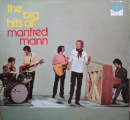 Manfred Mann - The Big Hits Of Manfred Mann (LP, Comp)