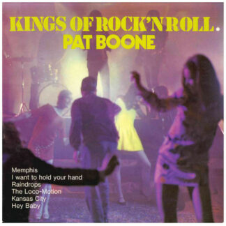 Pat Boone - Kings Of Rock 'N Roll (LP, RE)